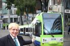 Council welcome tramlink study