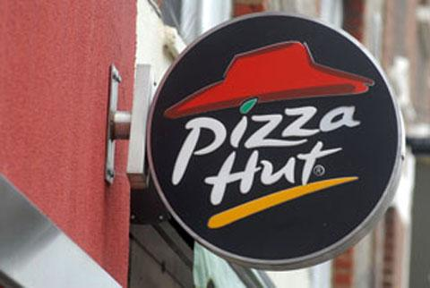 You're taking the Pizza - Roundhaw Estate a no-go for Pizza Hut delivery