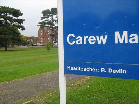 Parents demand to know what is going on at failing Carew Manor School