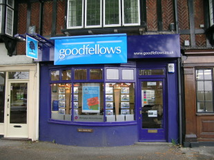 Sutton Guardian: Goodfellows Estate Agent, Carshalton Beeches