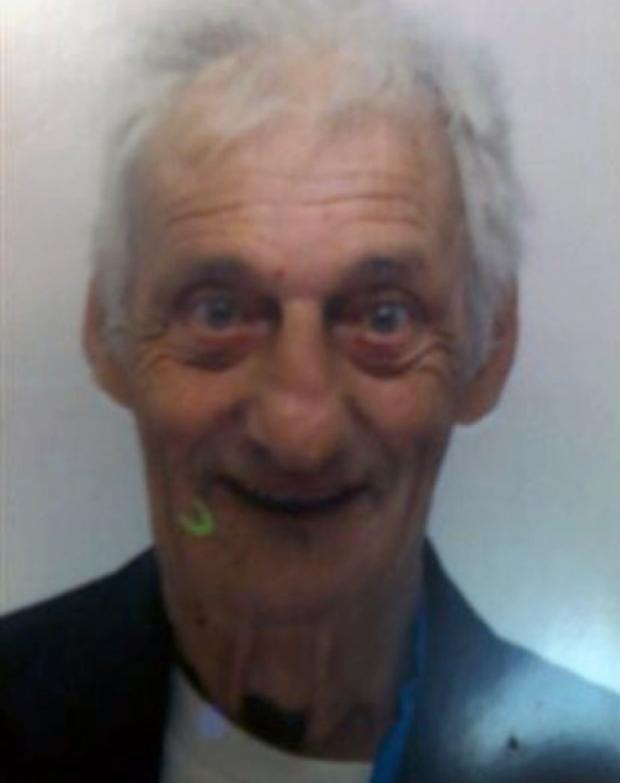 Missing: 78-year-old Michael Williams, Michael Williams, from Sutton