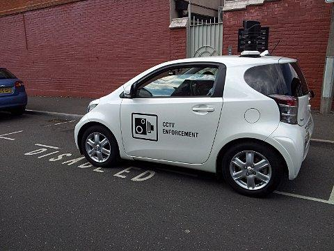 Sutton Guardian: SUTT: CCTV cars net council £1m since March 2011