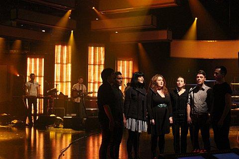 London Contemporary Voices (LCV) on 'Later... with Jools Holland'
