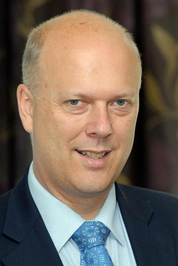 Chris Grayling MP said eyebrows have been raised as to why Epsom Hospital is in a much worse financial situation that St Helier Hospital
