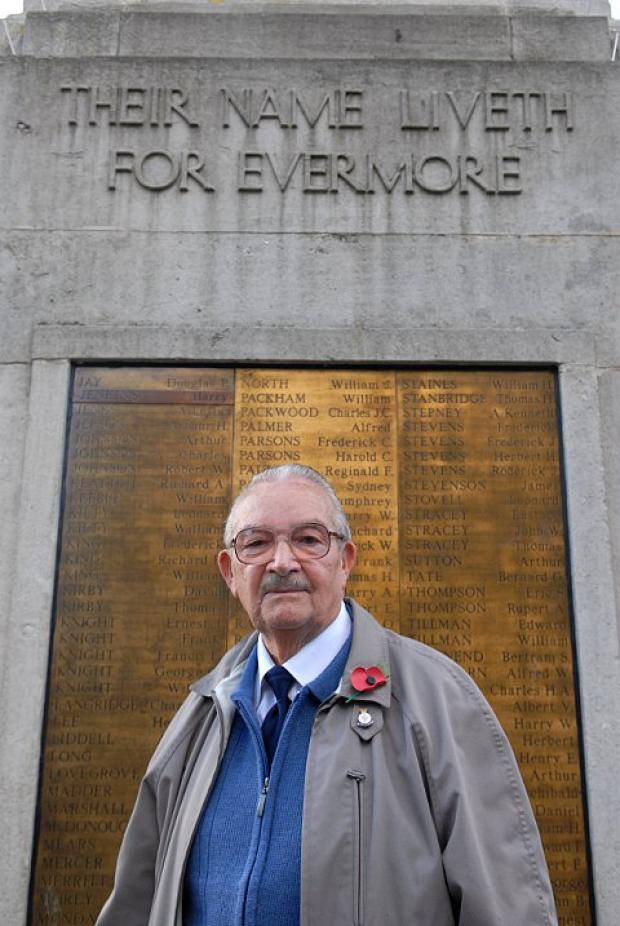 War veteran tired of Sutton Council excuses over war memorial