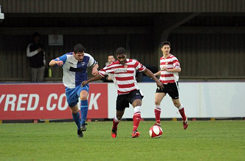 Kingstonian wait on League decision after match abandoned