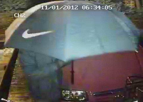 VIDEO: CCTV released of arson attack