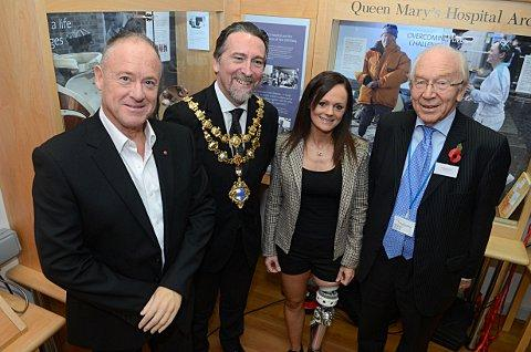 New exhibition opens at Queen Mary's Hospital Museum, Roehampton