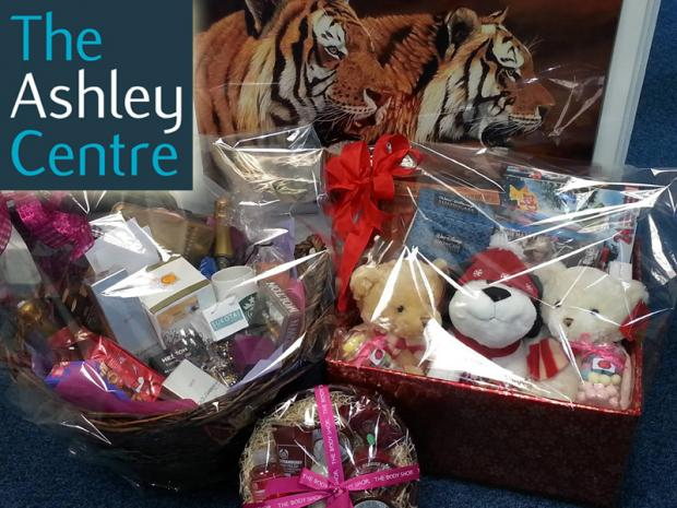 WIN! A Christmas hamper from the Ashley Centre worth £1000