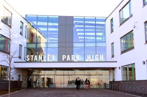 Sutton pupils wear coats in class as Stanley Park High School's heating fails