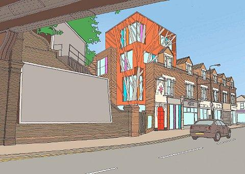 Tara Arts Theatre in Earlsfield to get exciting overhaul