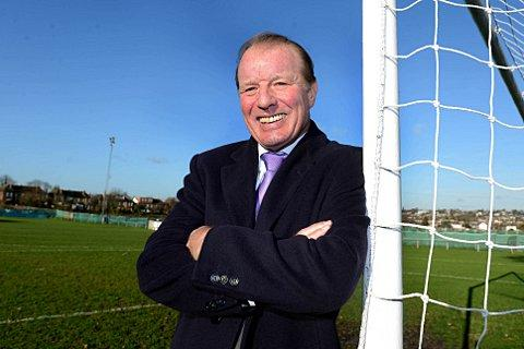 Backing: Dons legend Dave Bassett