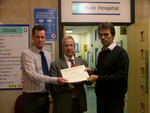 300 people sign St Helier Hospital parking petition