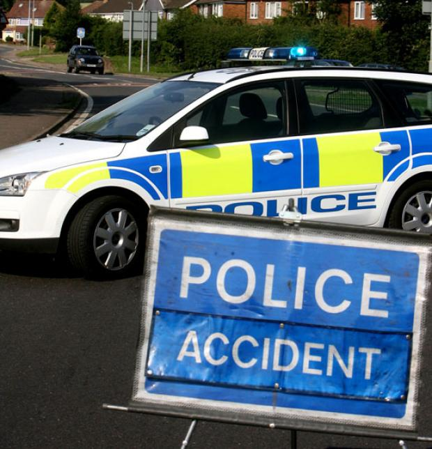 Woman in hospital after head-on smash in Cheam Road, Sutton