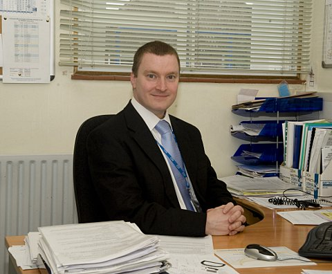 Dr John Clark, lead doctor for infection prevention and control at Epsom and St Helier University Hospitals NHS Trust.