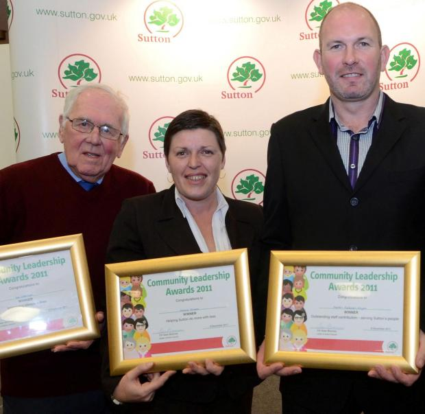 Sutton Council need Community Leadership Award nominations by January 28