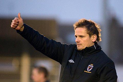 Sutton Guardian: Target: Neal Ardley wants at least eight more wins to secure a future in League Two    SP72885