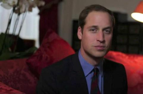 Prince William launches campaign for Royal Marsden cancer hospital