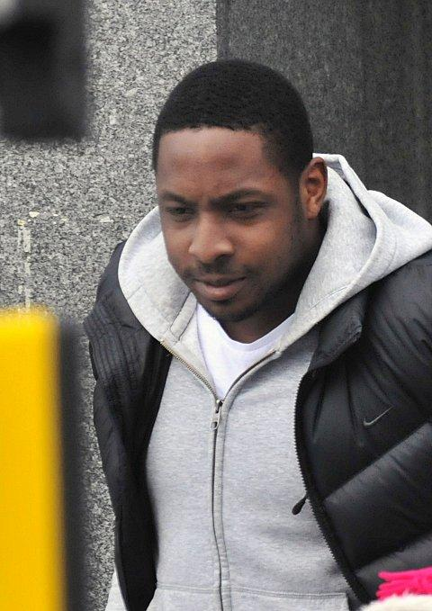 Nathaniel Pinney leaves Croydon Crown Court