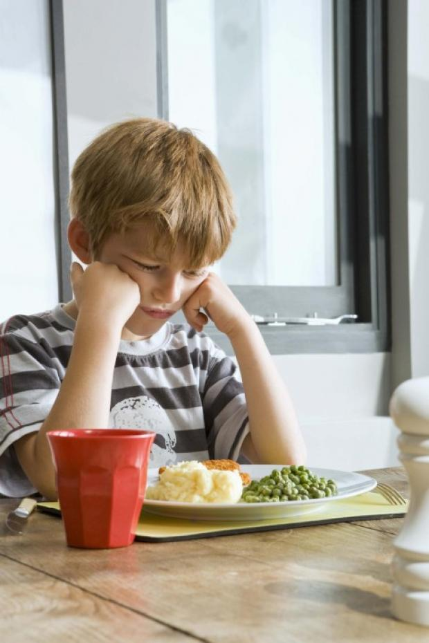 Fussy eaters: Don't give in to unhealthy habits