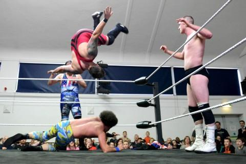 Future Pro Wrestling return to Wallington Hall with Reloaded 2.0