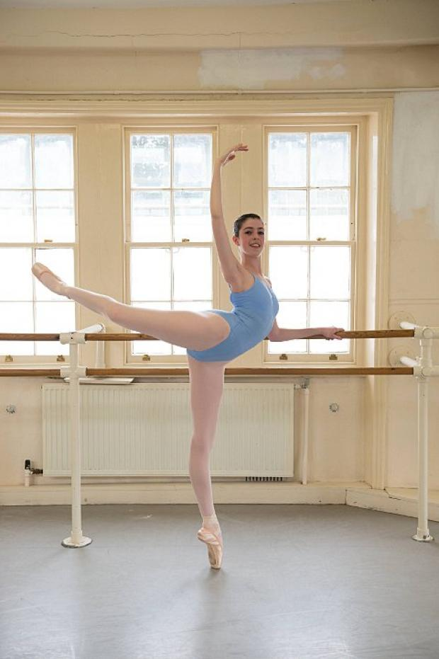 Sutton schoolgirl Claire Guntrip among ballet elite