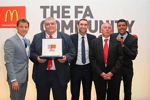 Carshalton Athletic hoping to follow up last year's success at FA awards
