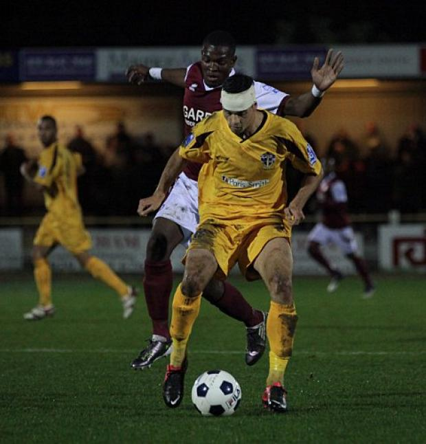 Sutton stalwart: Tommy Kavanagh is off to pastures new after more than 100 appearances for United   SU70625
