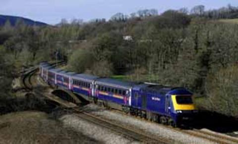 Trains severely disrupted after 1km of overhead cable falls