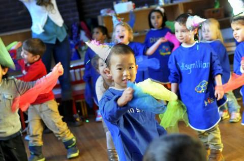 Sutton Montessori Nursery holds 10th anniversary party