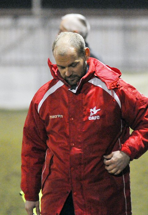 Carshalton Athletic feel the woe at home
