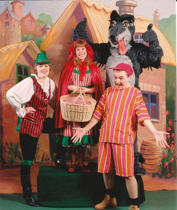 Red Riding Hood is coming to Croydon
