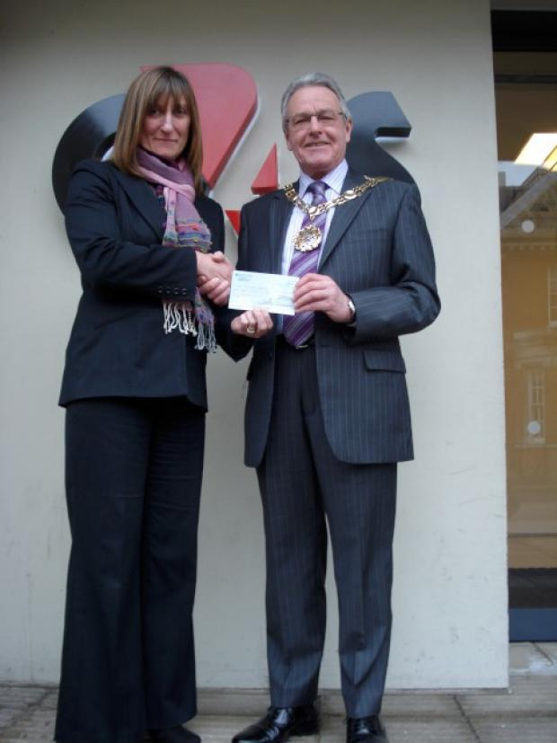 G4S donate thousands to local charities