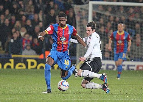 Wilfried Zaha is one of the recent stars to graduate from Palace's academy