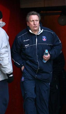 Former boss Neil Warnock set to make a dramatic return to Crystal Palace