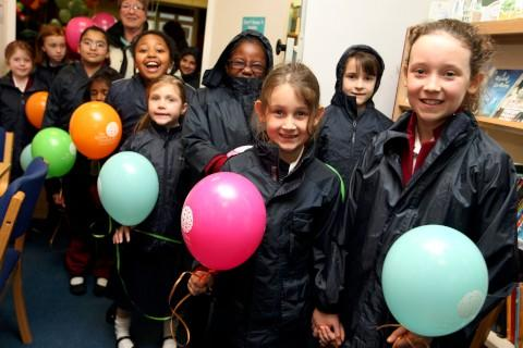 Seaton House School holds second Mini Marsden March