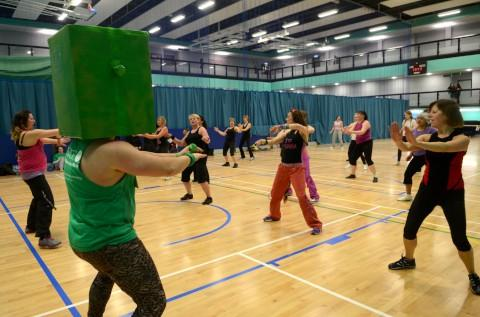 Zumbathon raises cash in memory of Liam Hearne