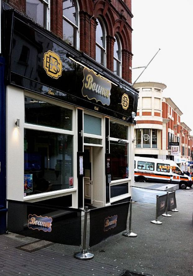 Man and woman stabbed in Bounce bar, Sutton - formerly known as the Pepper Lounge