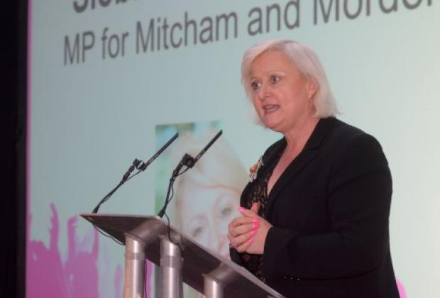 Sutton Guardian: Siobhain McDonagh
