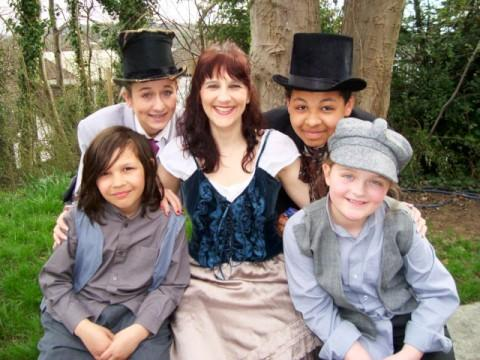 Oliver Twist comes to Sutton
