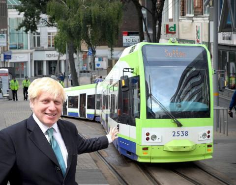 How Sutton could look if the tram was introduced