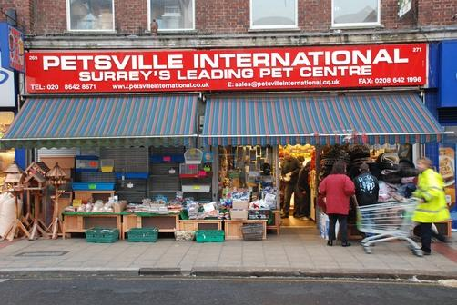 Petsville International has since been rebranded as the Leading Pets Company (LPC)