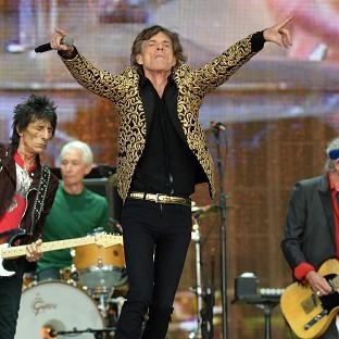Sutton Guardian: Mick Jagger from The Rolling Stones on stage during Barclaycard British Summer Time in Hyde Park