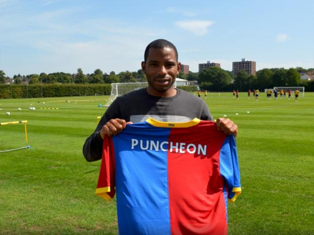 Jason Puncheon has joined Palace on a permanant deal from Southampton