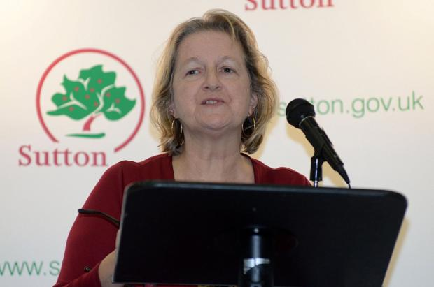 Sutton Guardian: Ruth Dombey
