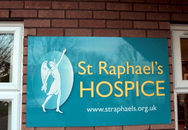 Sutton Guardian: St Raphael's Hospice in North Cheam
