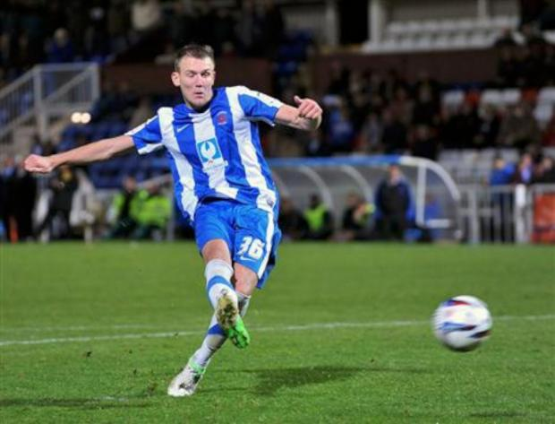 Club appeal: Fancy putting Charlie Wyke up for a while?