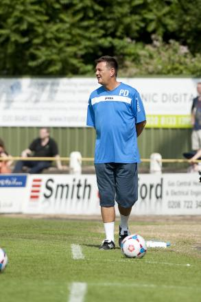 Calling for a change to the rules: Sutton United boss Paul Doswell