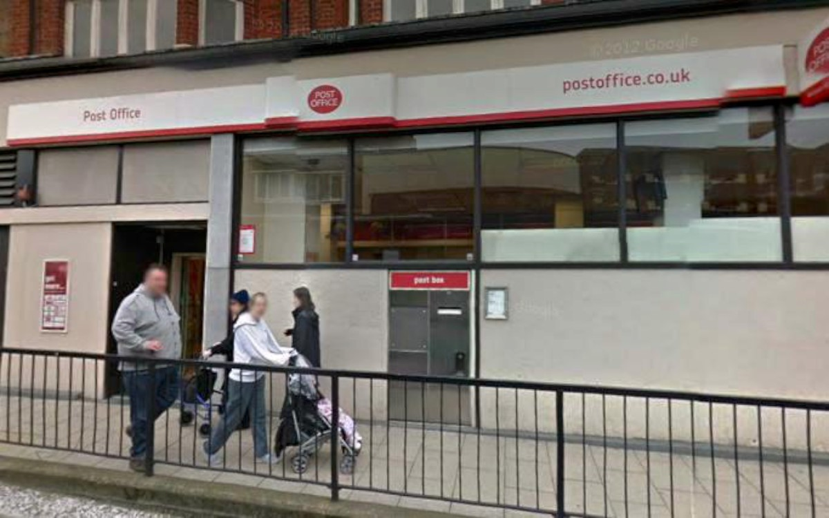 Wallington post office. Source: Google Maps