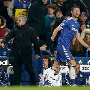 Jose Mourinho's Chelsea were unable to breach West Ham's defence